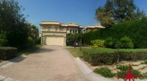 Jumeirah Island – European Cluster, Garden Hall with Spectacular Lake View