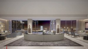 The Only Apt on a Single Floor, With Direct View of Burj Khalifa, Dubai Fountain and Dubai Opera