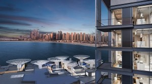 BLUE WATERS Ain Dubai, THE BEACH life – full sea view