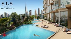 Hollywood Style Luxurious 1 BR with Burj Khalifa View