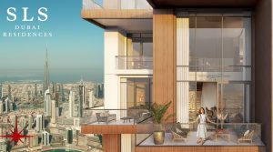 Hollywood Style Luxurious 1 BR Duplex with Burj Khalifa View